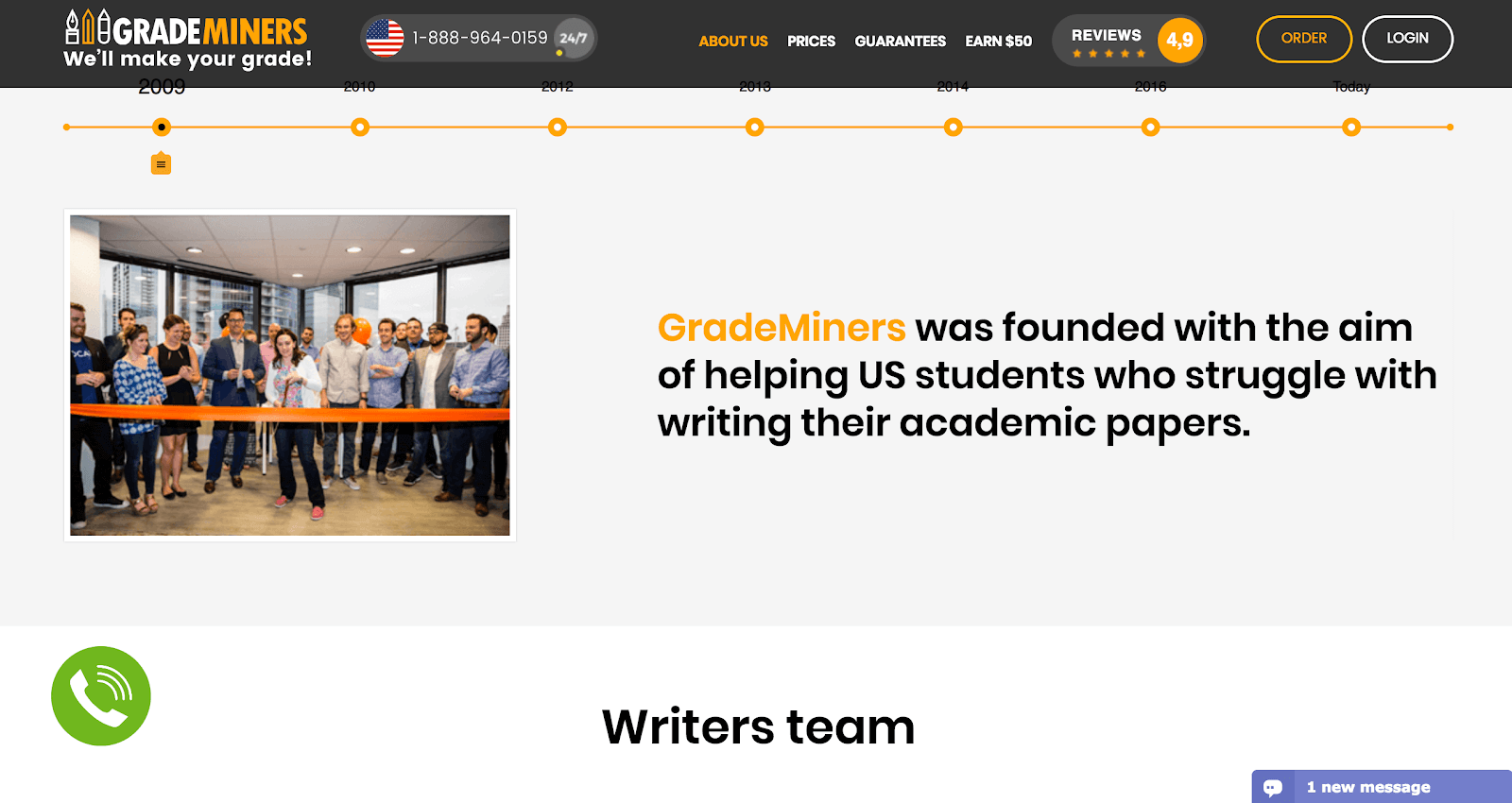 grademiners scam office