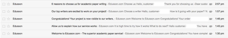 edusson email