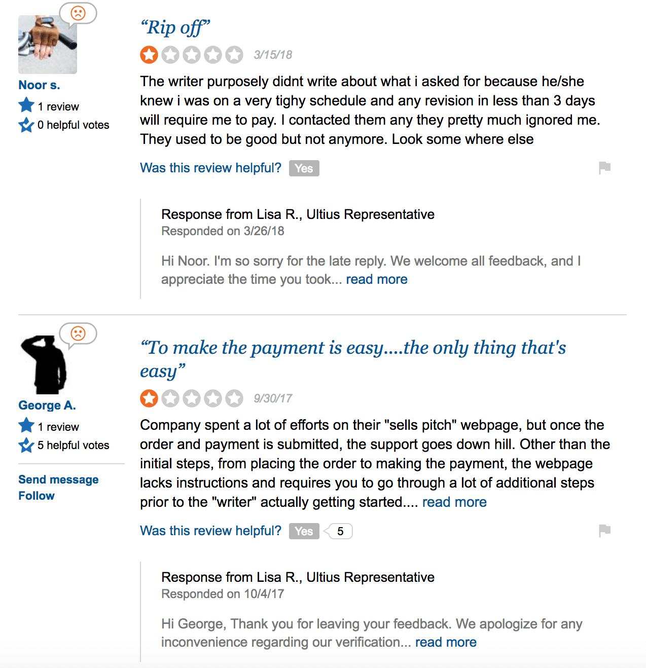 sitejabber ultius.com review 3
