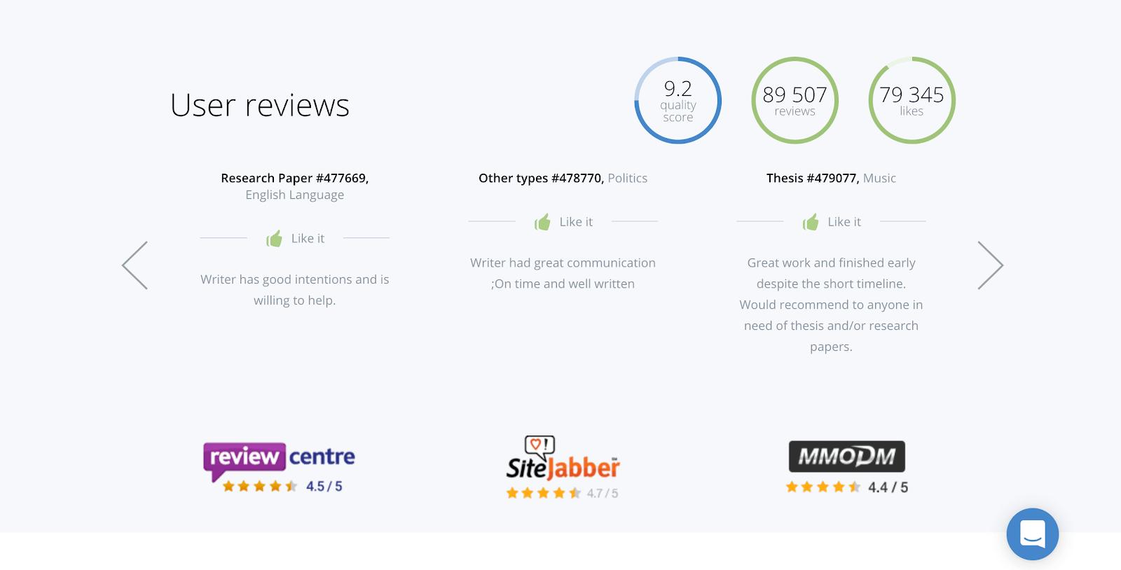 studybay reviews