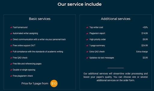 payforessay services